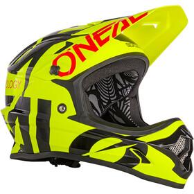 O'Neal Backflip RL2 Helmet slick-neon yellow
